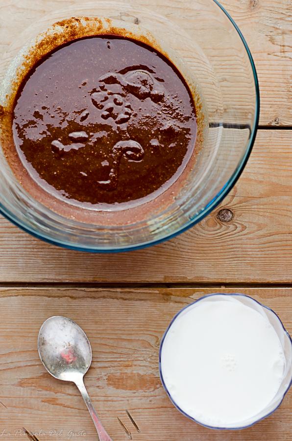 Bagno Nella Nutella.Nutella Fatta In Casa Crema Di Nocciole E Cioccolato Genuina E